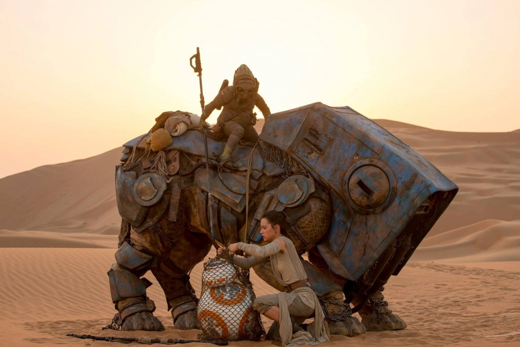 © Lucasfilm / Bad Robot / The Walt Disney Company